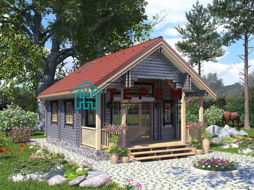 Теплый дом «Байдарская долина»